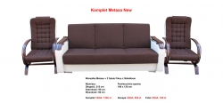 Komplet Metaxa New